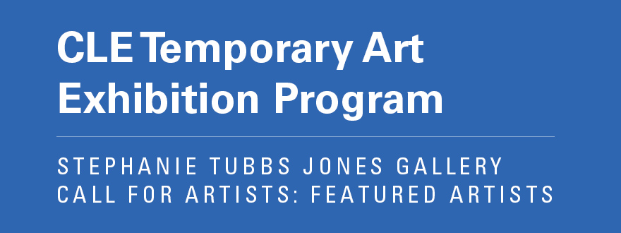 Call for Artists: Featured Artists Series