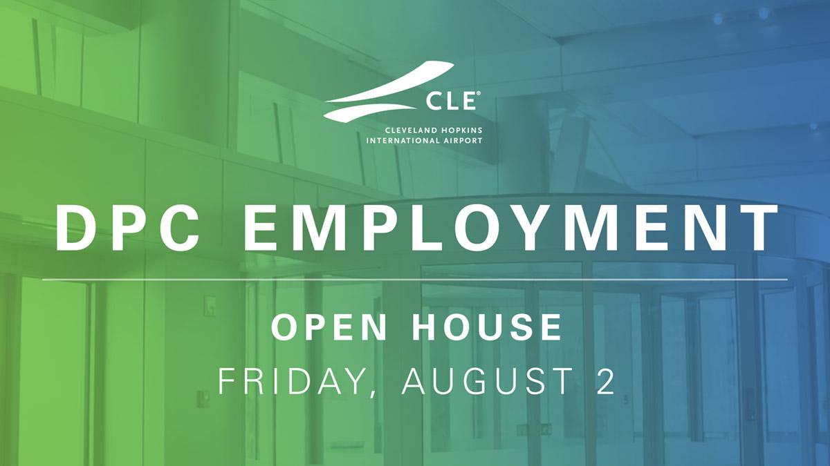 DPC Employment Open House