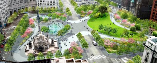 Public Square: Two Centuries of Transformation