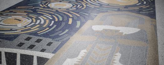 CLE Terrazzo Floors