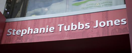 The Stephanie Tubbs Jones Dedication Exhibit