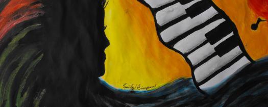 Youth Art - Cleveland Rocks