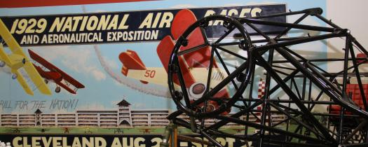 Cleveland National Air Races Exhibit