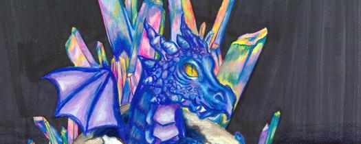 Youth Gallery: Mythical Creatures