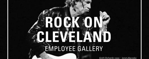 Call for Artists: Employee Gallery - Rock on Cleveland