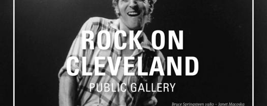 Call for Artists: Public Gallery - Rock on Cleveland
