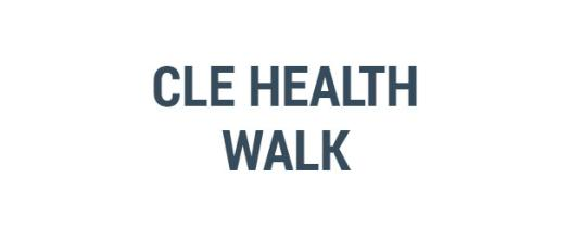 CLE Health Walk