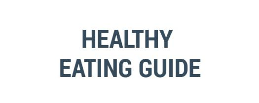 CLE Healthy Eating Guide