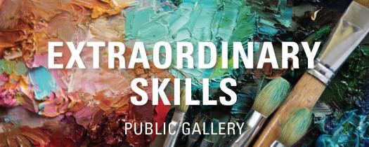 Public Call for Artists: Extraordinary Skills