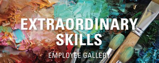 Employee Call for Artists: Extraordinary Skills