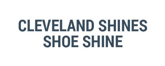 Cleveland Shines - Shoe Shine
