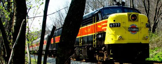 Cuyahoga National Park & Scenic Railroad