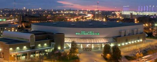 Wolstein Center at Cleveland State University